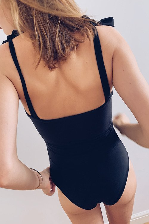 AMOR SWIMSUIT BLACK