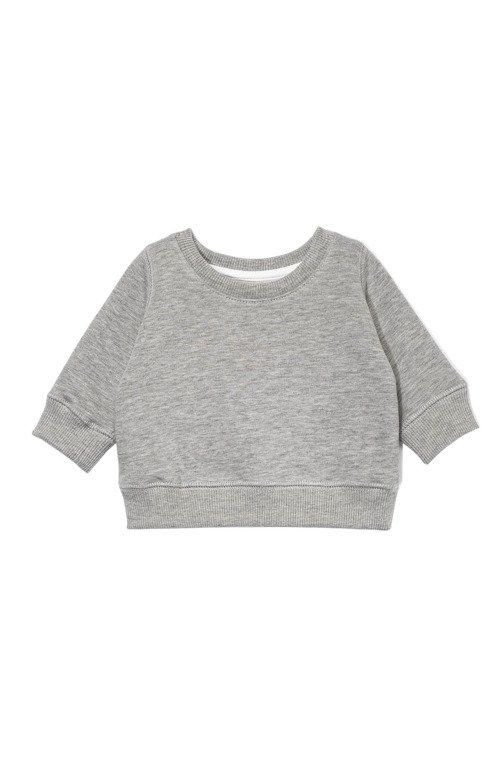 EASY TIGER SWEATSHIRT GRAY