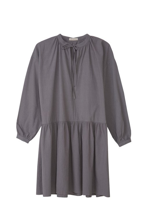 ISABEL DRESS GRAY