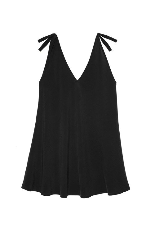 LA MER DRESS BLACK
