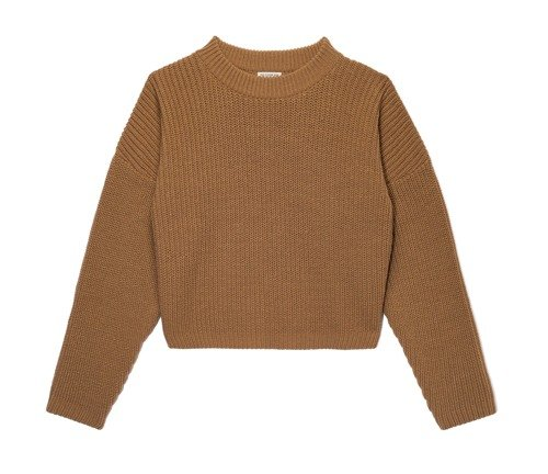 SWEATER NO.5 CARAMEL