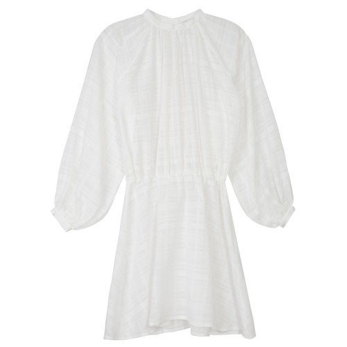ROBE MULBERRY BLANCHE
