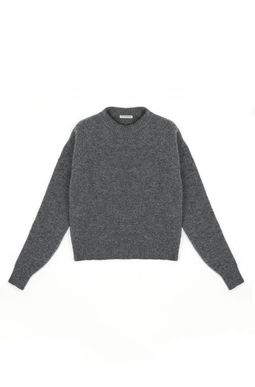 SAN LUIS SWEATER DARK MIST