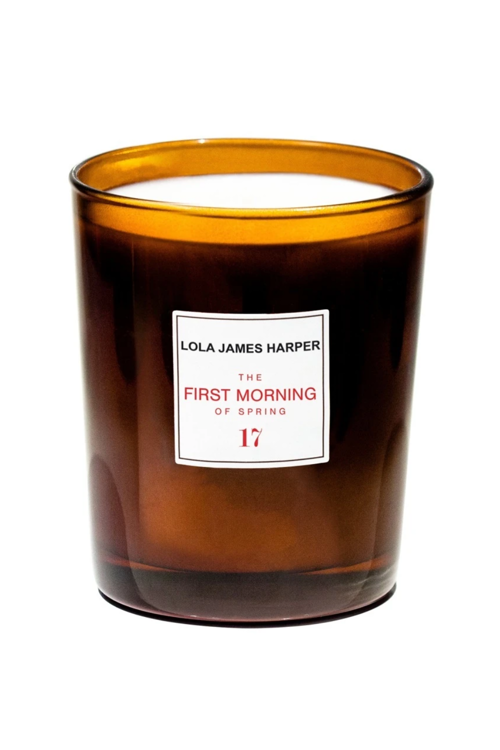 The First Morning of Spring CANDLE